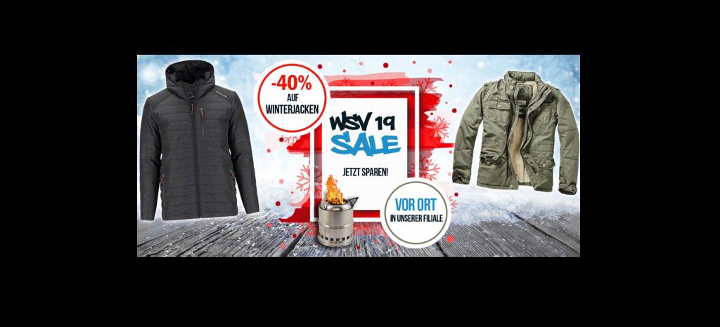 BEENDET: Winterjacken bis zu 35% reduziert!