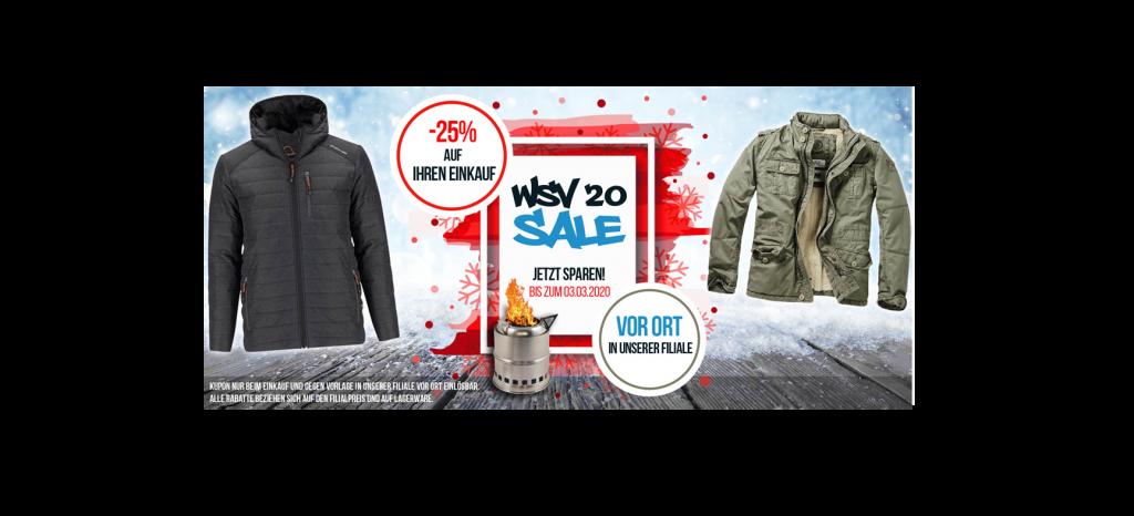 BEENDET: 25% Rabatt auf Ihren Einkauf!