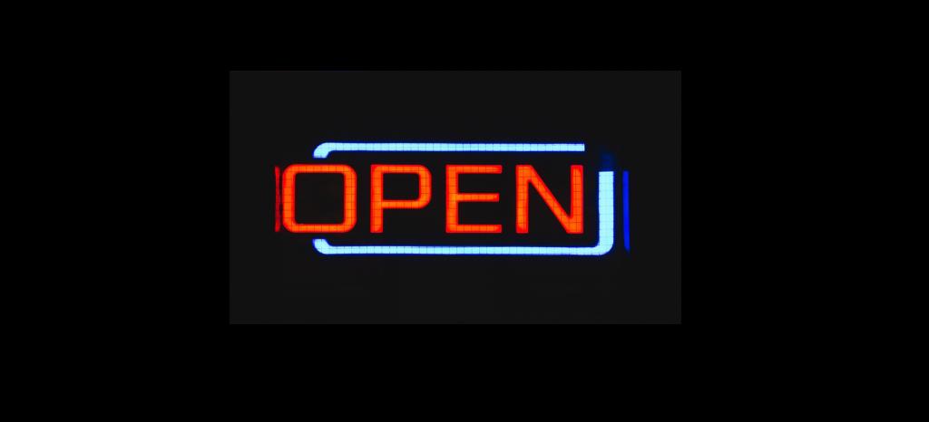 CORONA-UPDATE: Wir haben geöffnet!